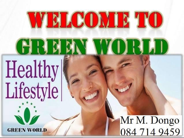 Green World Cape Town Cbd Mega Presentation Cape Town