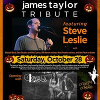 James Taylor Tribute feat. Steve Leslie at World Music Nashville