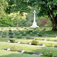 2nd World War Guwahati Cemetery Walk