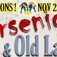 Auditions for Arsenic &amp Old Lace