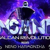 Balcan Revolution Club Monaco Trogir 27.10.2017