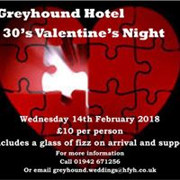 Over 30s Valentines Event