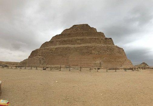 Saqqara Pyramid Complex