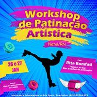 Workshop de Patinao Artstica