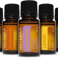Essential Oils Information SessionClass