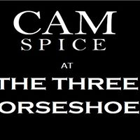 Three Horseshoes Curry Night with Cam Spice