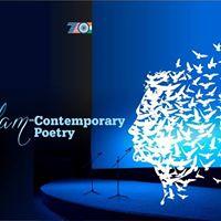 Open-Mic Poetry Slam