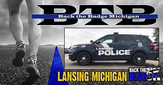 Back the Blue 5K - Lansing Michigan
