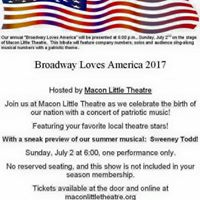 MLTs Broadway Loves America
