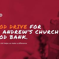 Food Drive for St. Andrews Church Food Bank