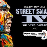 Street Smart &quotThe Great Attractor&quot Sun. May 28