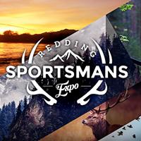 Redding Sportsmans Expo  April 7th &amp 8th