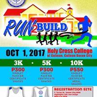 Run 2 Build Fun Run