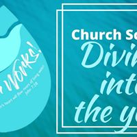 Water Works Church school diving into the year