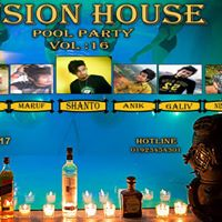Fusion House Pool Party vol.16k