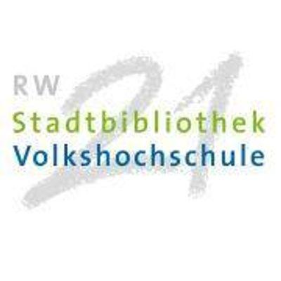 RW21 Stadtbibliothek Bayreuth