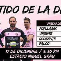 SPORT BOYS vs Sport Dignidad (ExJug.Hualgayoc)  Domingo 17 De Diciembre