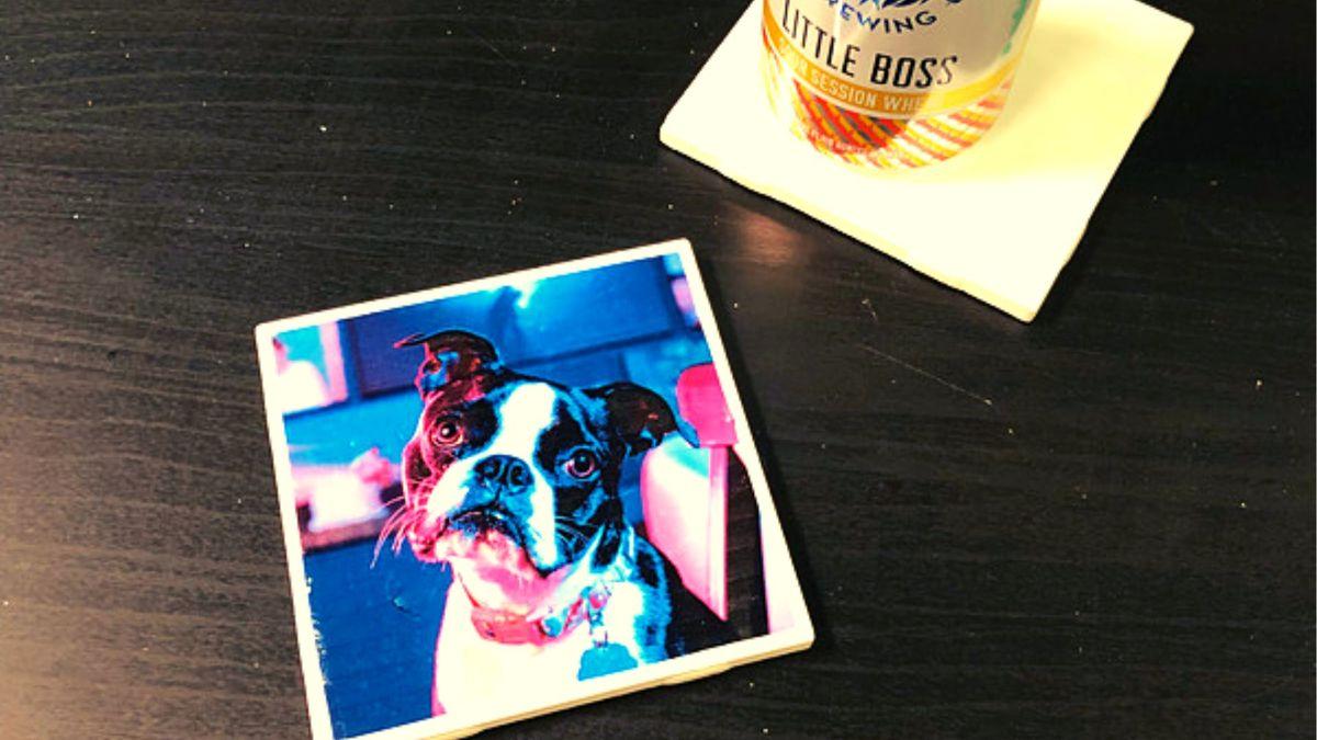 Insta Photo Coasters