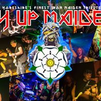 EY-UP MAIDEN   Free Entry  CUTLERS ARMS WESTGATE ROTHERHAM FREE ENTRY