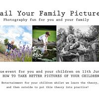 Nail Your Family Pictures - Taking better photos of your kids with your kids