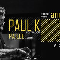 Anormal with Paul K &amp PaLee