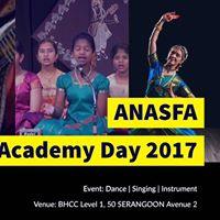 ANASFA Academy Day 2017