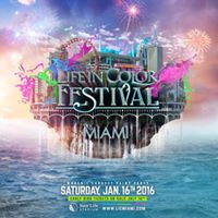 Life in Color Miami festival meeting for the Spirit-ILL Kingdom