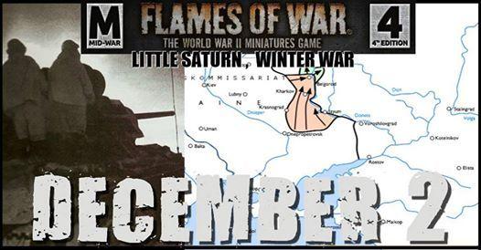 Little Saturn Winter War - FoW Narrative Event