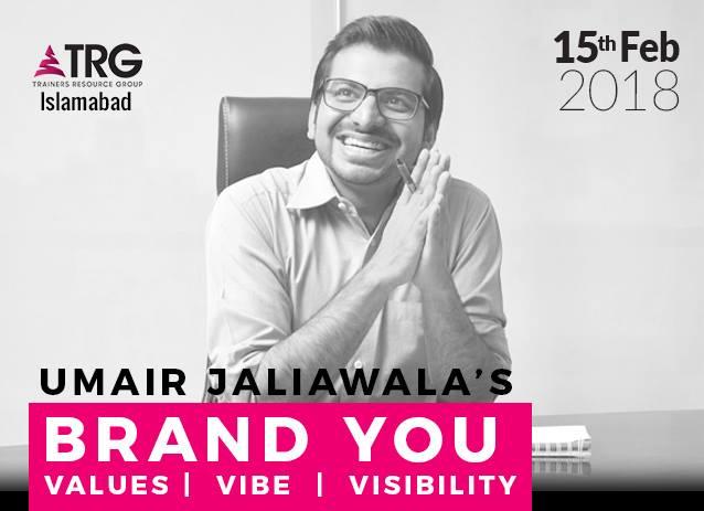 Brand You with Umair Jaliawala