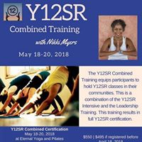 Y12SR Yoga For 12 Step Recovery Training Combined Certification
