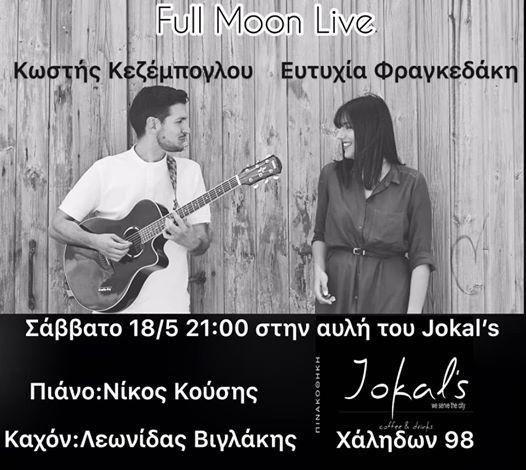 Moonlight live Jokals 185 2100