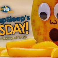 CheapSleeps FrysDay