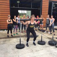 Real Strongwoman Camp 2