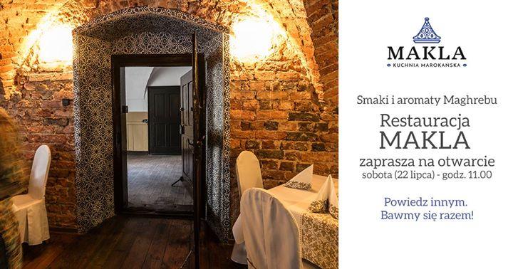 Makla Marokanska Restauracja Zaprasza At Makla Pszczyna