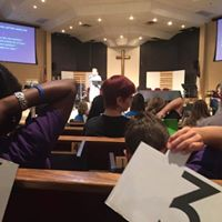 Childrens Bible Quiz Road Trip to LV Competition