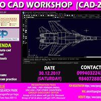 AUTO CAD Workshop (CAD-2017)
