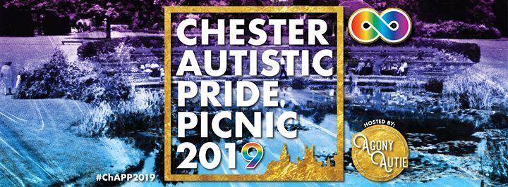 Chester Autistic Pride 2019 Picnic in the Park