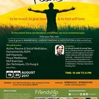 Emotional Freedom - A Workshop to free your Pain into Love