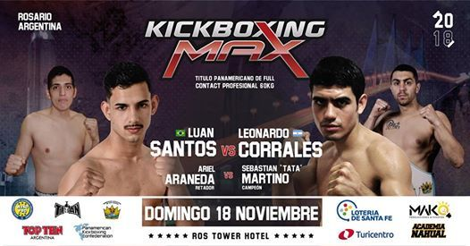 Kick Boxing Max