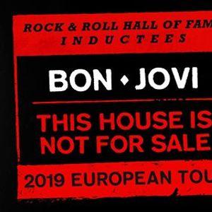 Bon Jovi 19 Temmuz 2019 Klagenfurt Avusturya