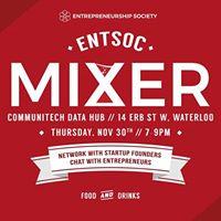 EntSoc Mixer