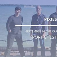 Pixies in Port Chester