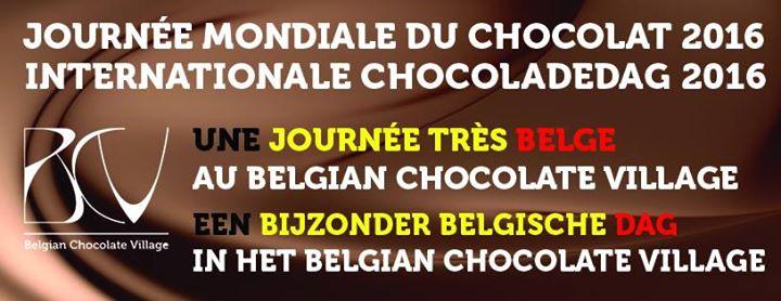 Journee Mondiale du Chocolat  Internationale Chocoladedag