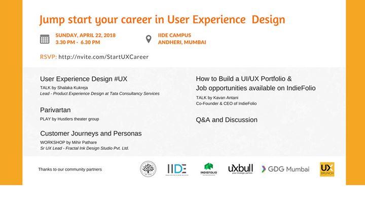 Jumpstart Your Career In User Experience Design Ux At Iide Mumbai