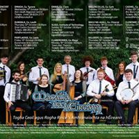 2017 Concert tour of Ireland