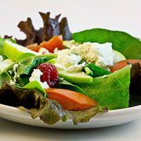 Sensational Salad from the Tower Garden
