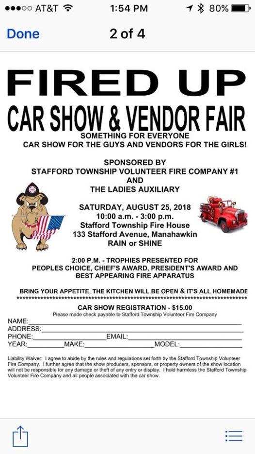 Classic Car Show and Vendors Mart