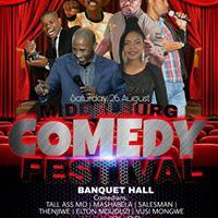 Middelburg Comedy Festival