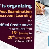 Classroom Learning for Certified Credit Officer