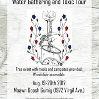 Toronto Buses to the Toxic Tour of Chemical Valley